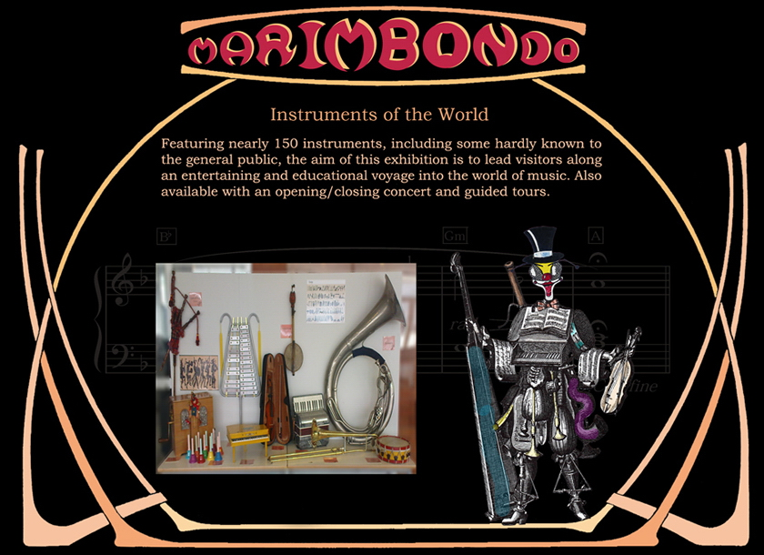 Exposition Instruments of the World